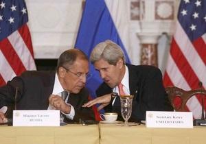 США не поддержали российскую инициативу по Сирии