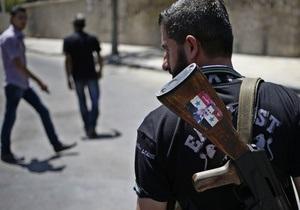 Украинцам рекомендуют немедленно покинуть территорию Сирии