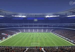 FiFA 14: в легендарный футбольный симулятор попал один клуб из Украины - electronic arts