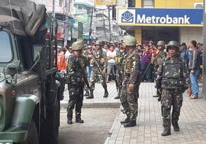 Филиппинские исламисты захватили 300 заложников. Есть погибшие