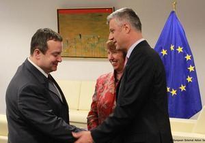 Евросоюз объявил о прорыве в отношениях между Сербией и Косово