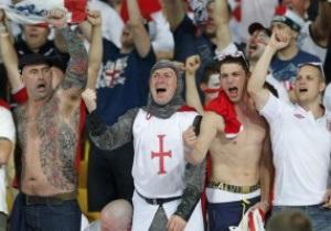 В Киев приедет 2 000 английских фанатов поддержать сборную в матче с Украиной