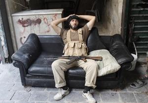 Сирийские повстанцы могут возродить Аль-Каиду - Reuters