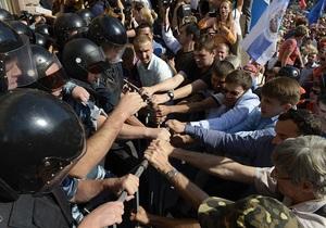 новости Киева - Киевсовет - Яценюк - Беркут - Яценюк вызван на допрос по делу об избиении оппозиционера на митинге под Киевсоветом