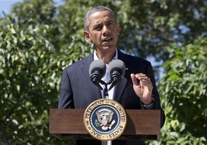 Обама проведет встречу с сенаторами на фоне неясности в голосовании по Сирии