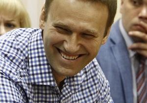Навальный пригрозил властям уличными акциями