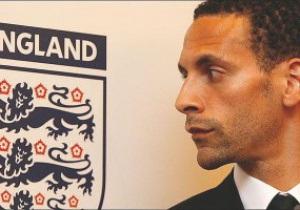 Ріо Фердинанд: Збірна Англії стає слабшою