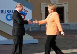 Германия требует наказать Асада, но чужими руками