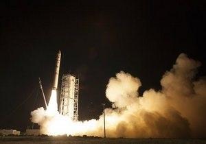 Зонд LADEE полетел изучать атмосферу Луны