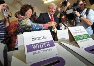 Новости Австралии - выборы в Австралии - Ассанж: В Австралии проходят парламентские выборы. Партия Ассанжа попробует получить места в парламенте