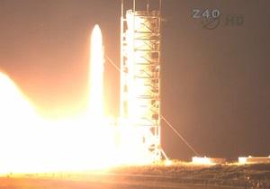 Ракета Мінотавр з місячним зондом LADEE стартувала в США. Відео запуску