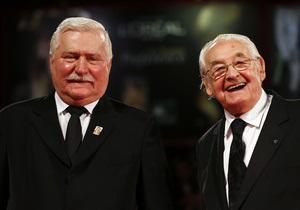 На Венецианском кинофестивале Вайду наградили за вклад в кинематограф