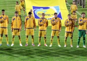 Сегодня Украина сыграет с Сан-Марино