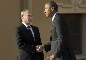 Война в Сирии - G20 - Снова вместе: Обама и Путин выглядят на саммите  странной парой