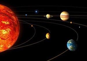 Новости науки - активность Солнца: Планеты не влияют на активность Солнца