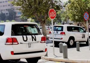 Накаляют страсти. Результаты предварительного расследования ООН химатаки в Сирии не разглашаются