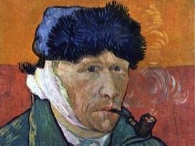 Стало известно, что сказал Ван Гог, после того, как отрезал себе ухо