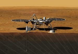 Новости науки - NASA  -жизнь на Марсе: NASA определило потенциальные места посадки марсианского зонда InSight