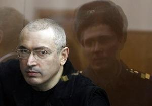 Ходорковский написал письмо, в котором рассказал, как уберечь Навального от тюрьмы