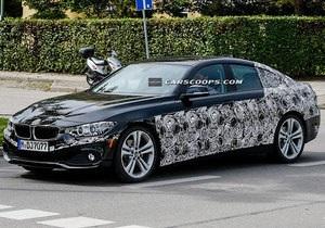 BMW выпустит новое четырехдверное купе