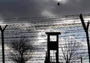 Тимошенко - заключенные - Европейские эксперты недоумевают, как видео с Тимошенко могло попасть в интернет