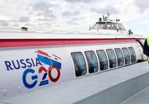 Саммит G20 пройдет под знаком Сирии. Аналитика