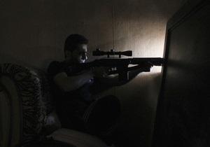 Спецслужбы не подтверждают информацию об участии украинцев в сирийском конфликте