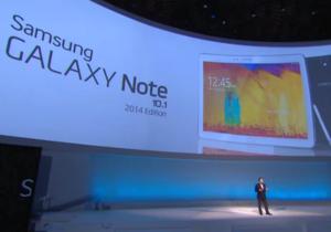 Быстрейшие восемь ядер. Samsung представила планшет с наиболее скоростным процессором