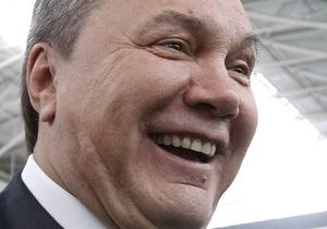 Призвав создать отечественный Google, Янукович просит программистов не покидать Украину