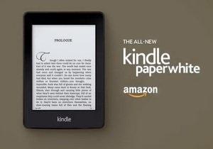 Amazon выпустит новый ридер Kindle Paperwhite в конце сентября