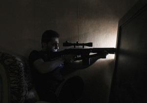 Посол: В Сирии в рядах боевиков оппозиционеров воюют украинцы