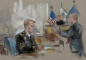 Мэннинг - Обама - Информатор WikiLeaks Мэннинг попросил у Обамы помилования