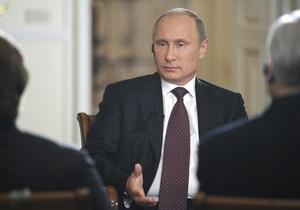 Новости России - Выборы мэра Москвы - Путин верит в победу молчуна Собянина над крикуном Навальным