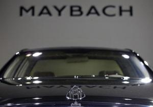 Maybach в месяц. СМИ изучили покупки элитных авто украинцами - премиум-авто - майбах - мазерати