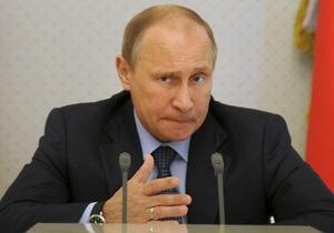 Россия не будет участвовать в военных конфликтах - Путин
