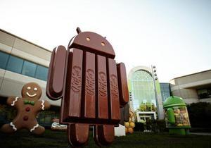 Стало известно название новой версии Android - новый андроид - android kitkat