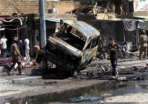 В результате взрывов в Багдаде погибли 50 человек