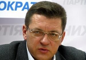 Апелляционный суд отказался восстановить Одарича в должности мэра Черкасс