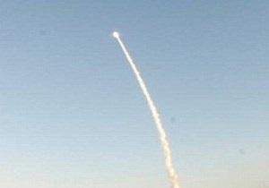 Баллистические ракеты, обнаруженные российским радаром, упали в море - источник в Дамаске