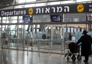 Аэропорт Тель-Авива приостановил работу из-за вторжения грузовика с палестинцами