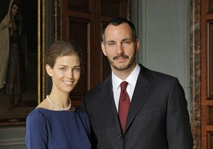 Модель Кендра Спирс вышла замуж за принца