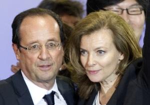 Президент Франции не собирается жениться на своей гражданской супруге