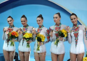Украина заняла второе место на домашнем чемпионате мира