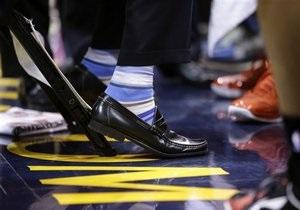 Новости Великобритании - странные новости: Британец носит одни носки 25 лет