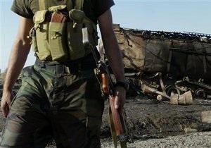 Талибы напали на базу коалиционных сил в Афганистане