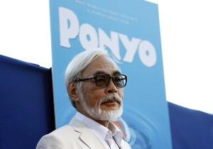 Японский режиссер Хаяо Миядзаки уходит из кино