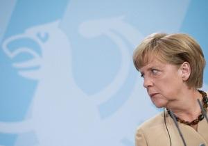 Меркель: Германия не будет участвовать в военной операции в Сирии
