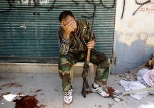 Французький уряд опублікує секретні документи про сирійську хімзброю - ЗМІ