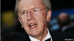 Скончался Дэвид Фрост, бравший интервью у Никсона