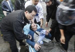 В Шанхае в результате утечки аммиака погибли 15 человек
